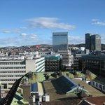 Vistas desde terraza hotel