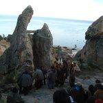 Año Nuevo Aymara en la Horca del Inca