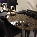 Love the dining/office table.