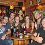 Happy customers at Hanoi Youth Hostel