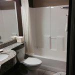 Workable bathroom
