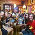 Happy time at Hanoi Youth Hostel