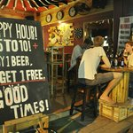 Happy Hours - Buy one get one free every day!! your budget is king!