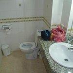toilette lavabo