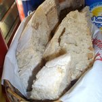 La Grillardiere - More Bread!
