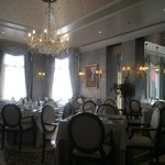 Restaurant du Lucy ' s mansion
