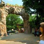 DinoPark Plzeň - Gate