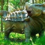 DinoPark Plzeň - Ankylosaurus