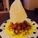 Most luscious curry ... The naga