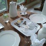 Beautiful Breakfast Room