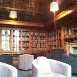 Hotel Library (perfect place for this school librarian)