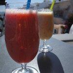 Tasty juices