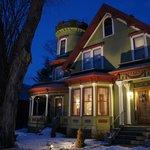 Maplecroft on a Winter Night