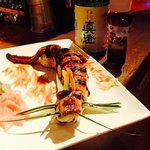 Best dragon sushi roll ever !!!
