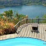 Kyaninga Lodge Pool View