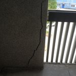 More cracks not dealt with