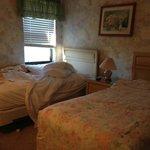 2nd bedroom at Sanibel Moorings