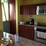 Rm 2601 kitchen