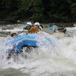 Whitewater Rafting the Ocoee River