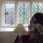 2nd Floor bedroom window