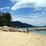 spiaggia Lamai