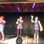 Gemma, Jordan and Ben , excellent entertainment.