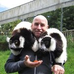 loving the Lemurs at Woburn Safari Park