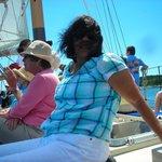 Schooner Eastwind trip