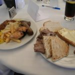 lunch at taverna restaurant