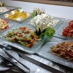 una de las tantas comidas que se pueden degustar en el hotel