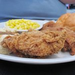 Fried Chicken with sides