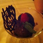 Rasberry Chocolate Truffle