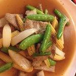 Baby Corn Stir-Fried