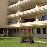Mourabel appartments- from poolside