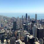 シカゴの町並み1