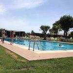 Pool at 'mourabel'
