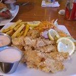 chicharrones de pescado