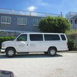 Complimentary Shuttle to downtown Edgartown