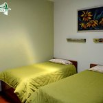 Habitación Doble. Double Room (two single beds)