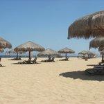 Very relaxing beach