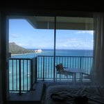 View from Ocean Front Room 2803