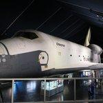 Pavilhão do ônibus espacial