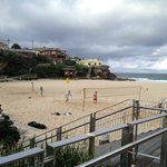 Tamarama SLSC and beach
