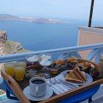 Breakfast Table!