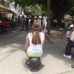 Bares na praça