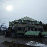 Glacier View Inn.
