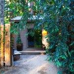Exterior Little Sur Cabin (East #5)