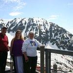 The Partons in Alaska