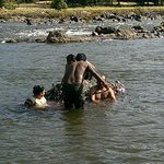 A play in water with there guide is must