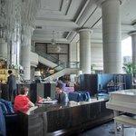 Cafe on the lobby